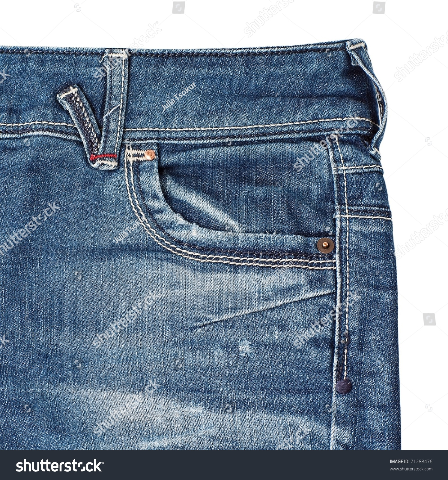 blue jeans pocket stock photo 71288476 shutterstock