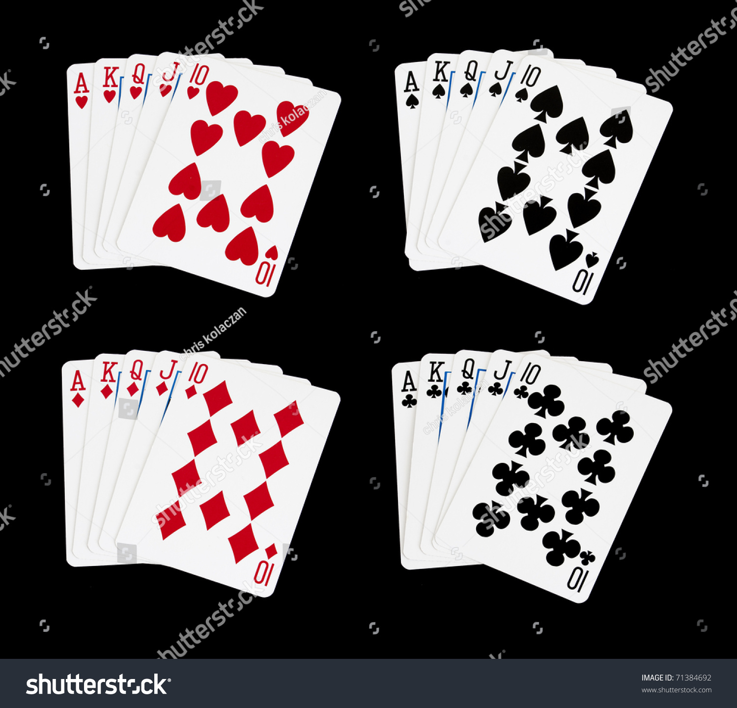 What's the best poker hand possible