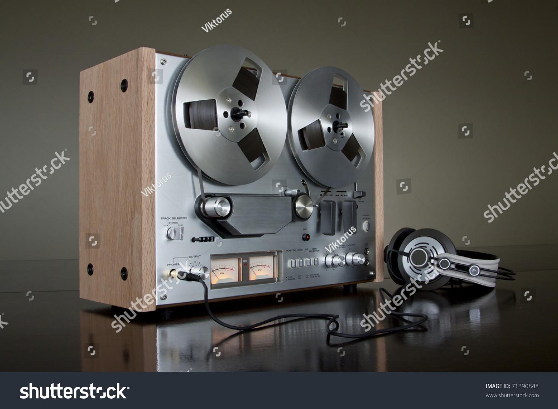 vintage reel to reel tape deck eBay