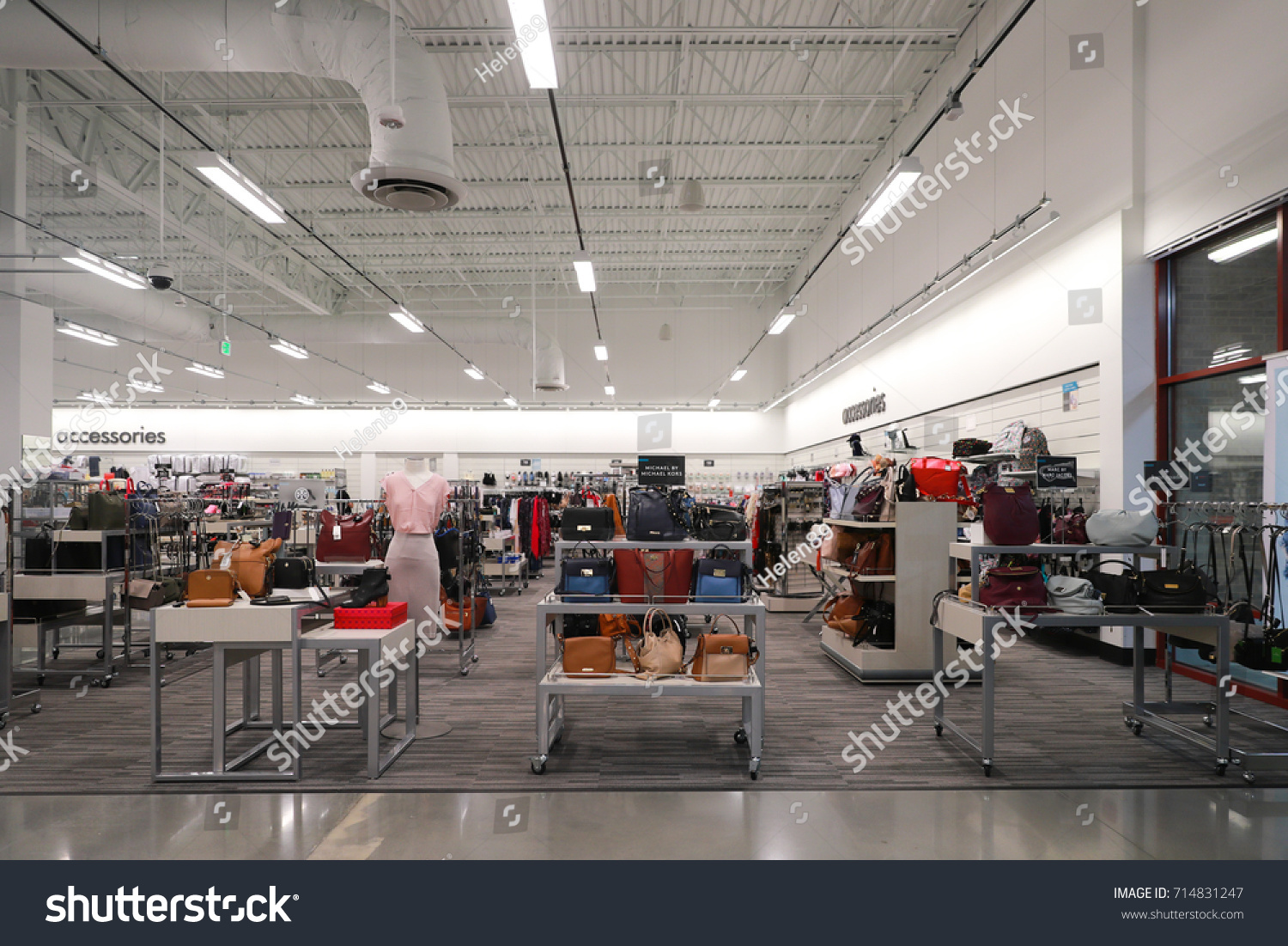 Nordstrom Rack Allentown PA USA September Stock Photo (Edit Now ... c029b2c8d789