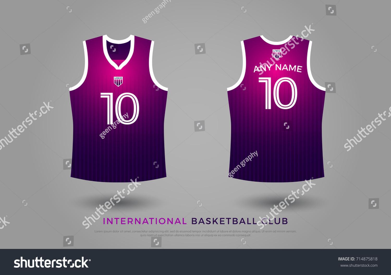 Fantastic Purple T Shirt Template Crest - Examples Professional ...
