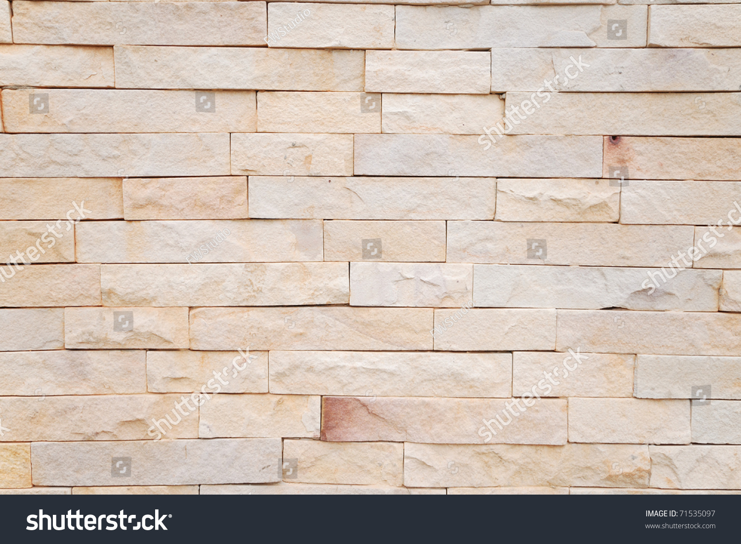 Old White Brick Wall Stock Photo 71535097 Shutterstock