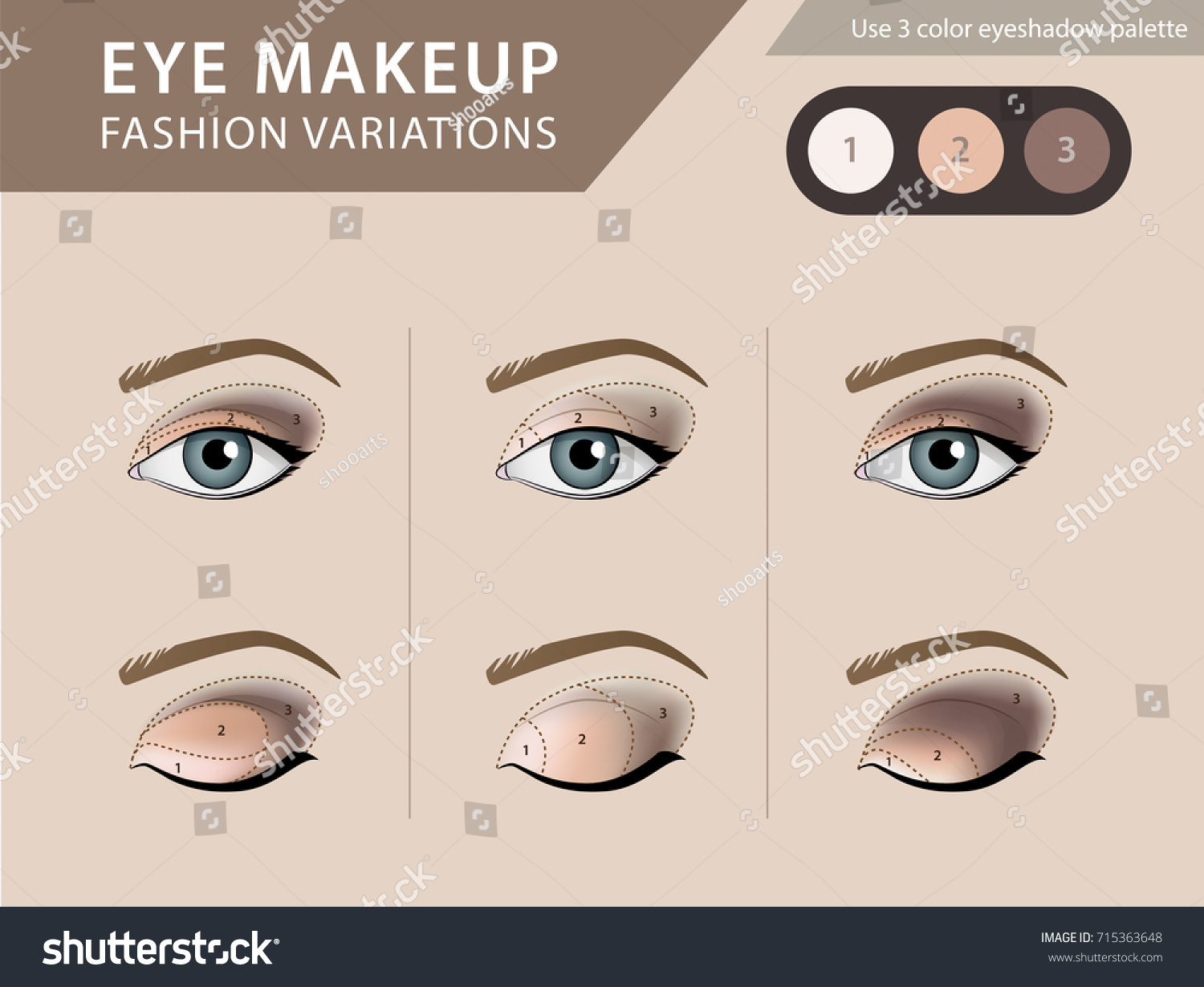blank eye makeup template wwwpixsharkcom images
