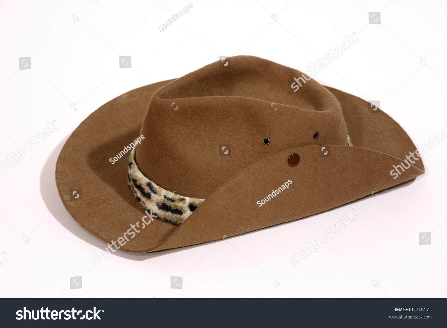 side view of cowboy hat stock photo 716172 shutterstock