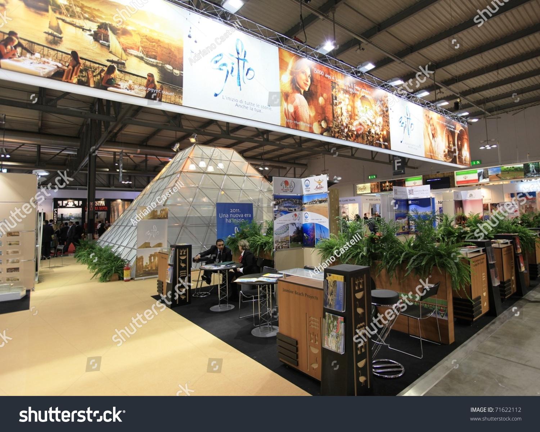 Exhibition Stand Design Egypt : Milan italy february 17 egypt tourism stock photo edit now