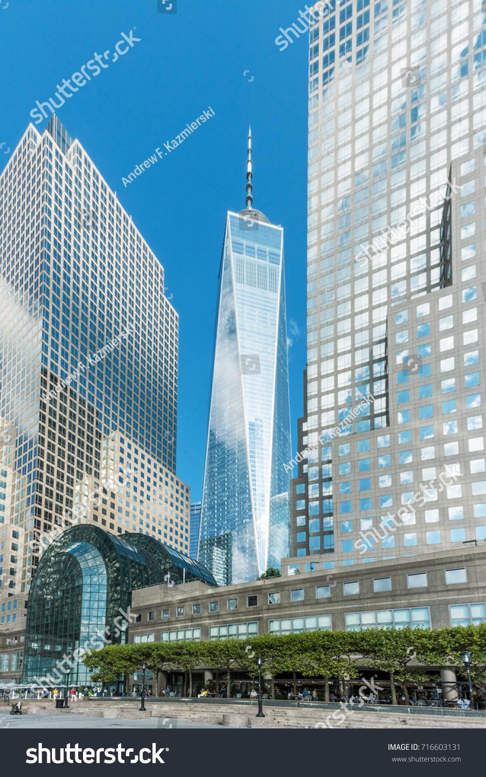 new york ny usa september 7 stock photo 716603131 shutterstock