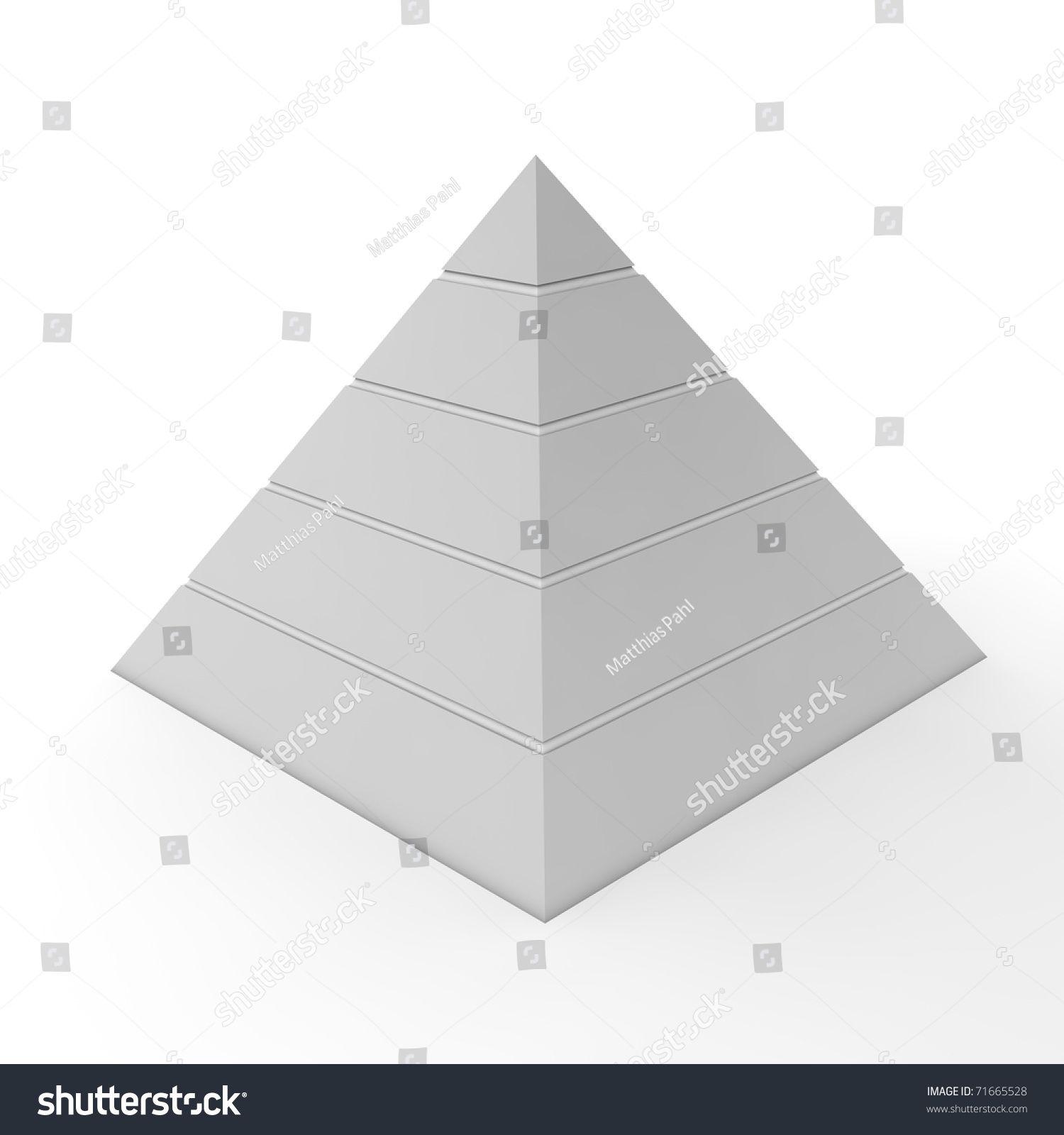 Attractive Pyramid Template Illustration - Examples Professional ...