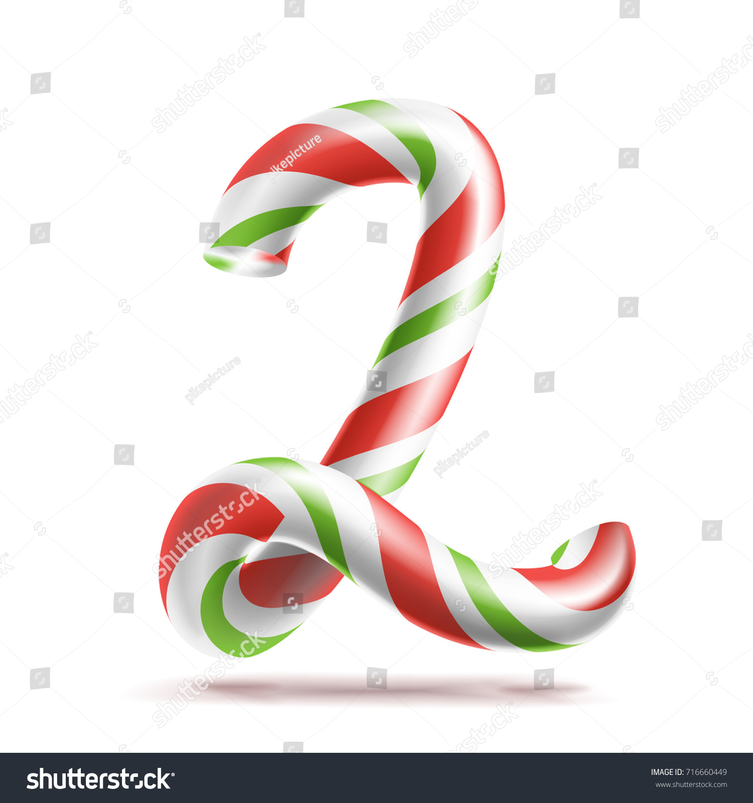 2 Number Two Vector 3d Number Stock Photo (Photo, Vector ...