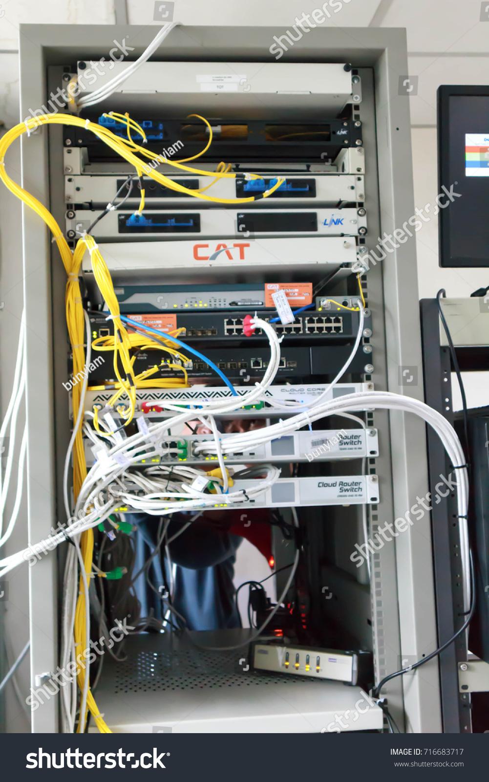 Server cable electro | EZ Canvas