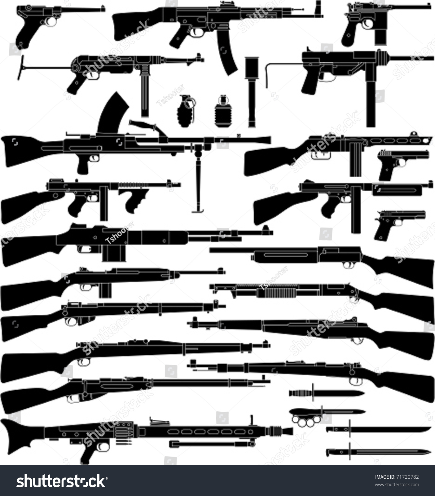 war weapons clipart - photo #16