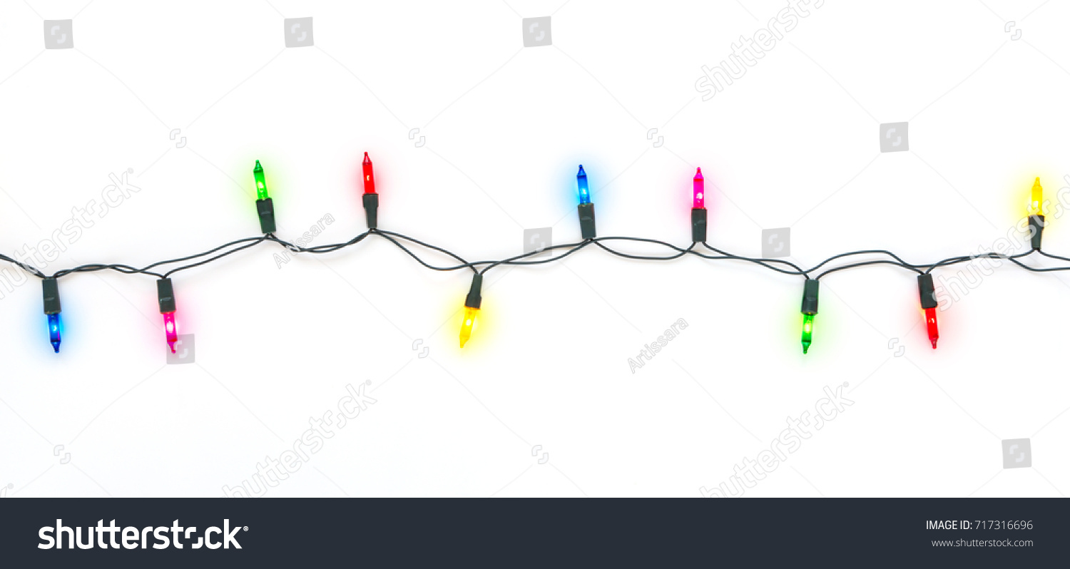 Glowing Light Bulbs Designgarlands Christmas Decorations Ez Canvas Parallel Wiring Diagram