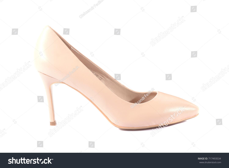 cf0f0c8bc42 Beautiful Fashion Purple High Heel Footwear Stock Photo (Edit Now ...