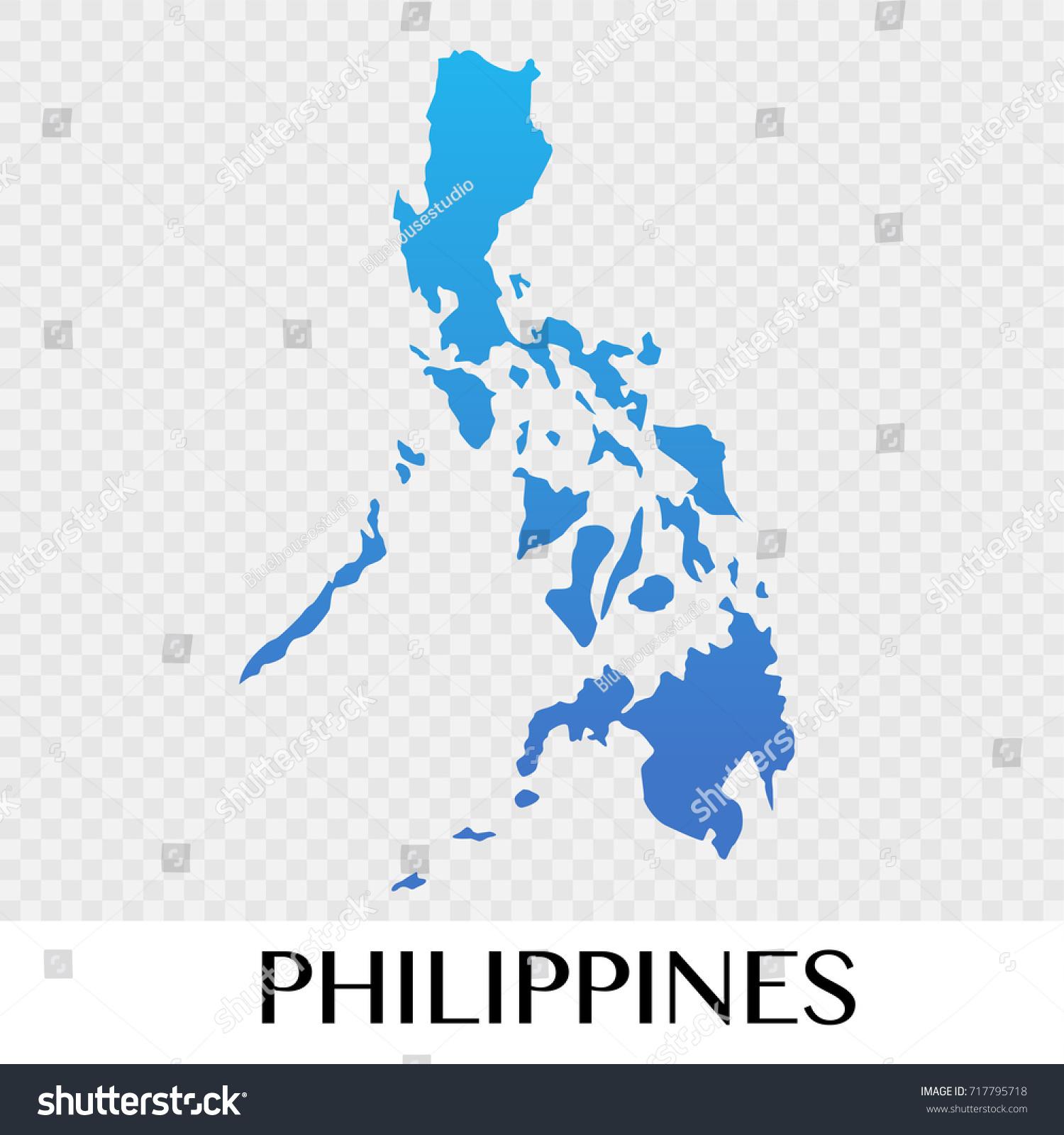 Picture of: Vector De Stock Libre De Regalias Sobre Philippines Map Asia Continent Illustration Design717795718