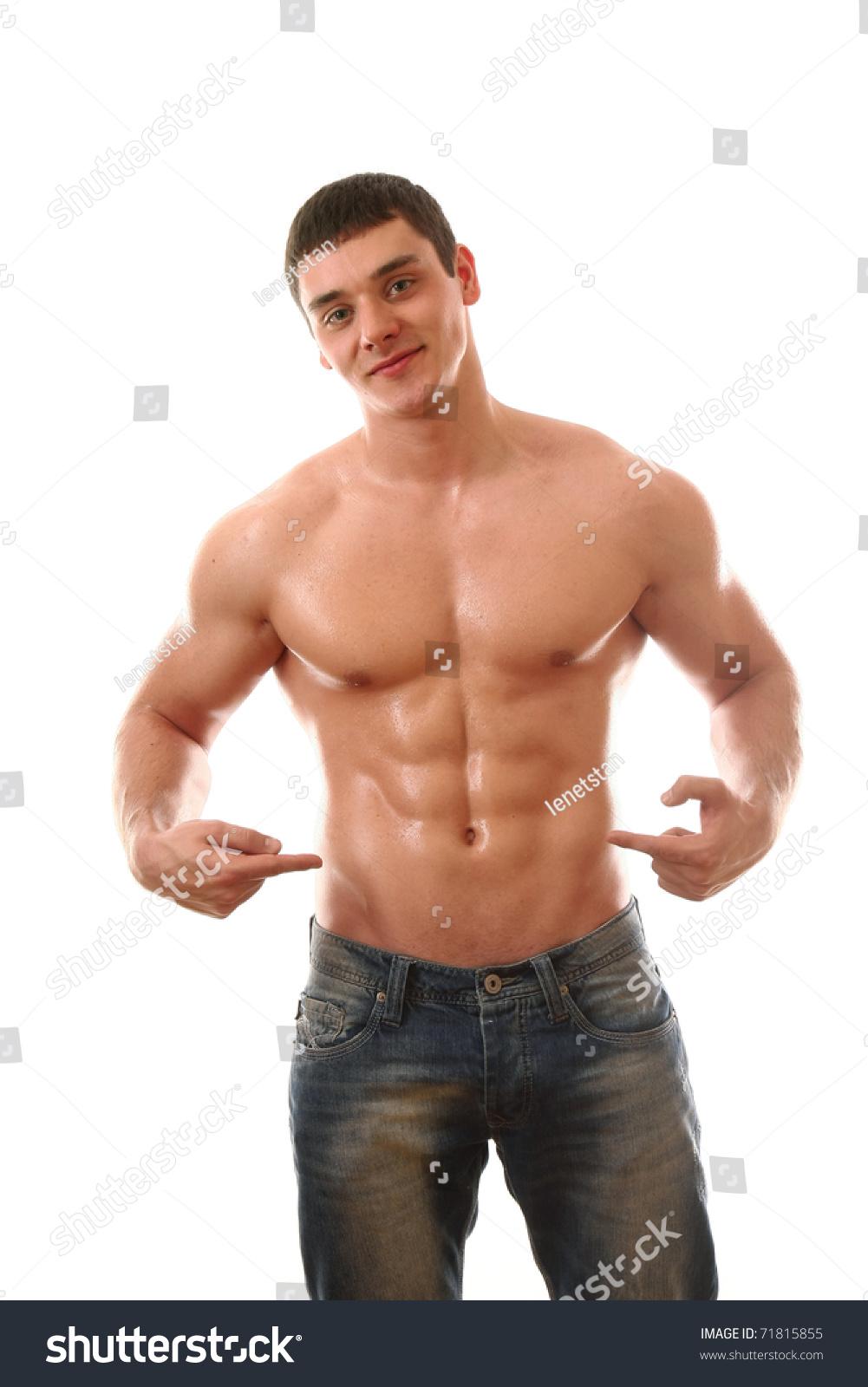 Sexy Muscular Gay Men 91