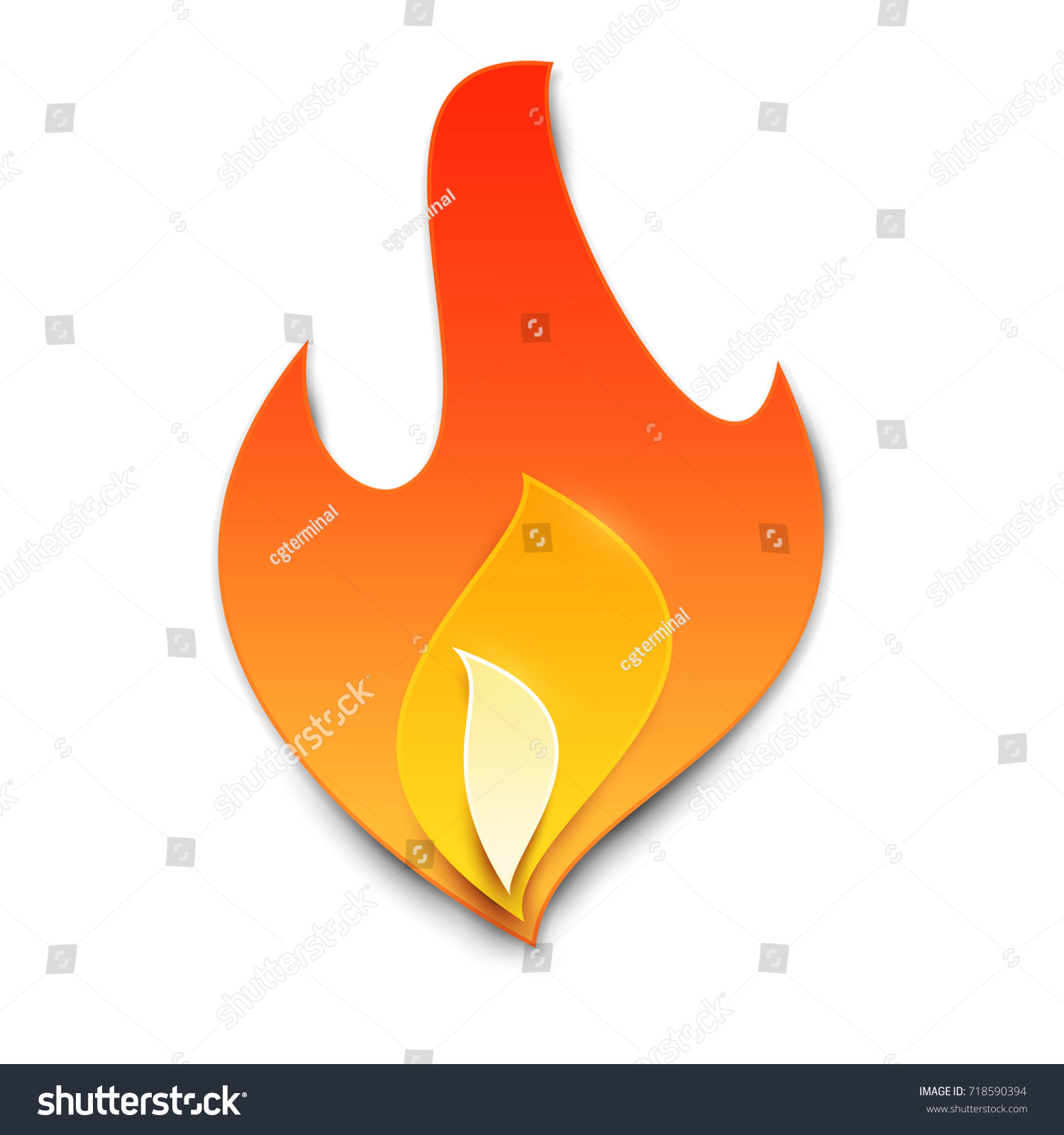 rocket flame cut out template www