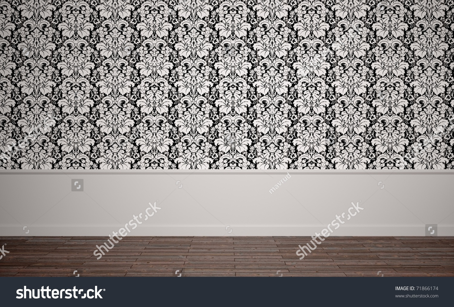3d interior wallpaper background stock photo 71866174 for 3d interior wallpaper