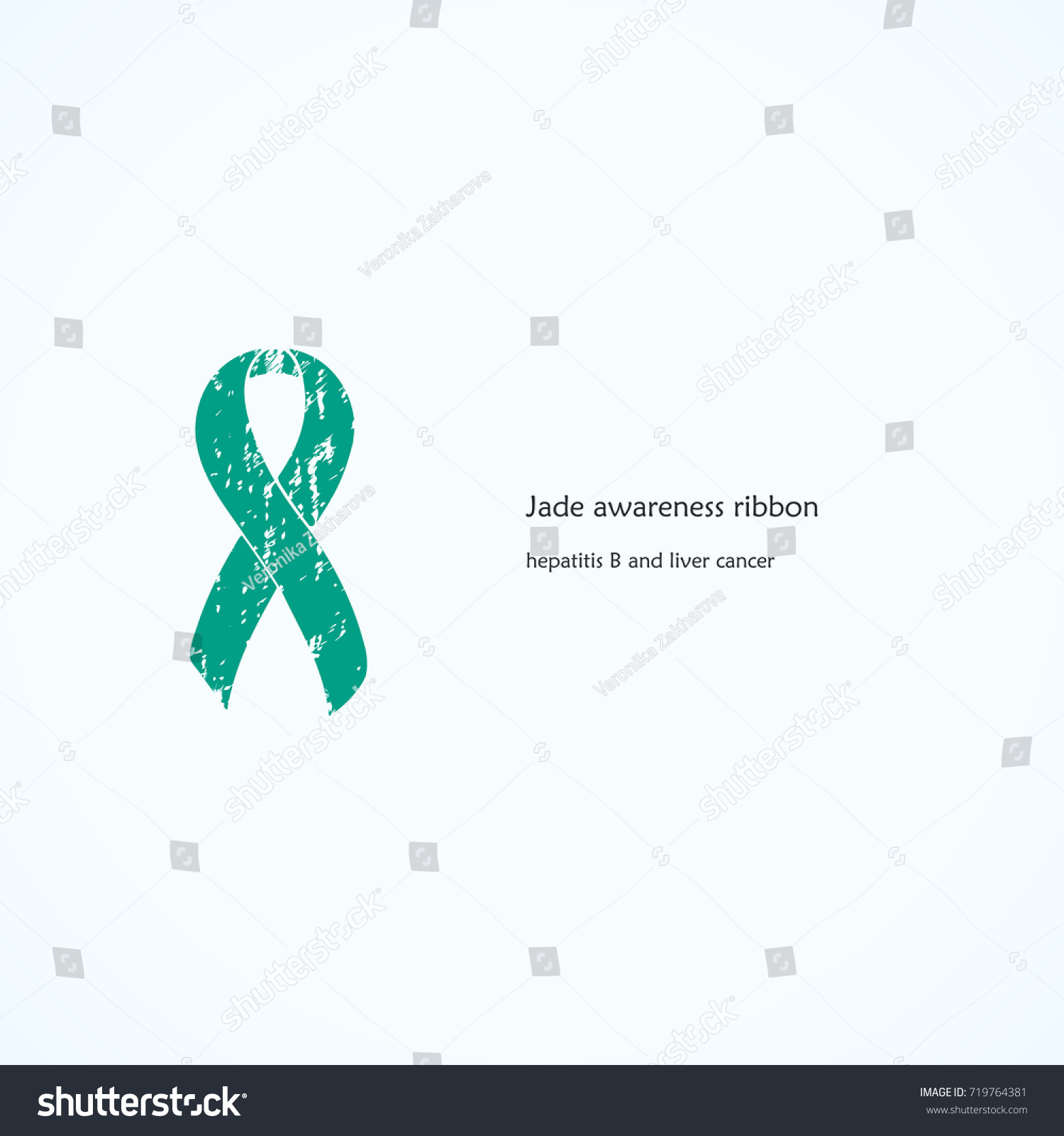 Awareness jade ribbon painted hepatitis b stock vector hd royalty awareness jade ribbon painted hepatitis b liver cancer isolated icon list ccuart Gallery
