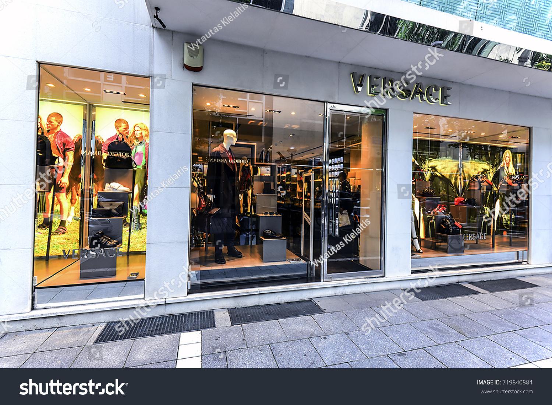 Frankfurtgermanymay 08 fashion store on may stock photo 719840884 frankfurtgermany may 08 fashion store on may 082017 in frankfurt biocorpaavc Gallery