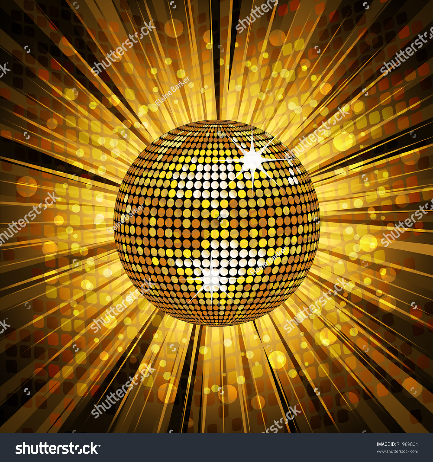 the gallery for gt silver disco ball background