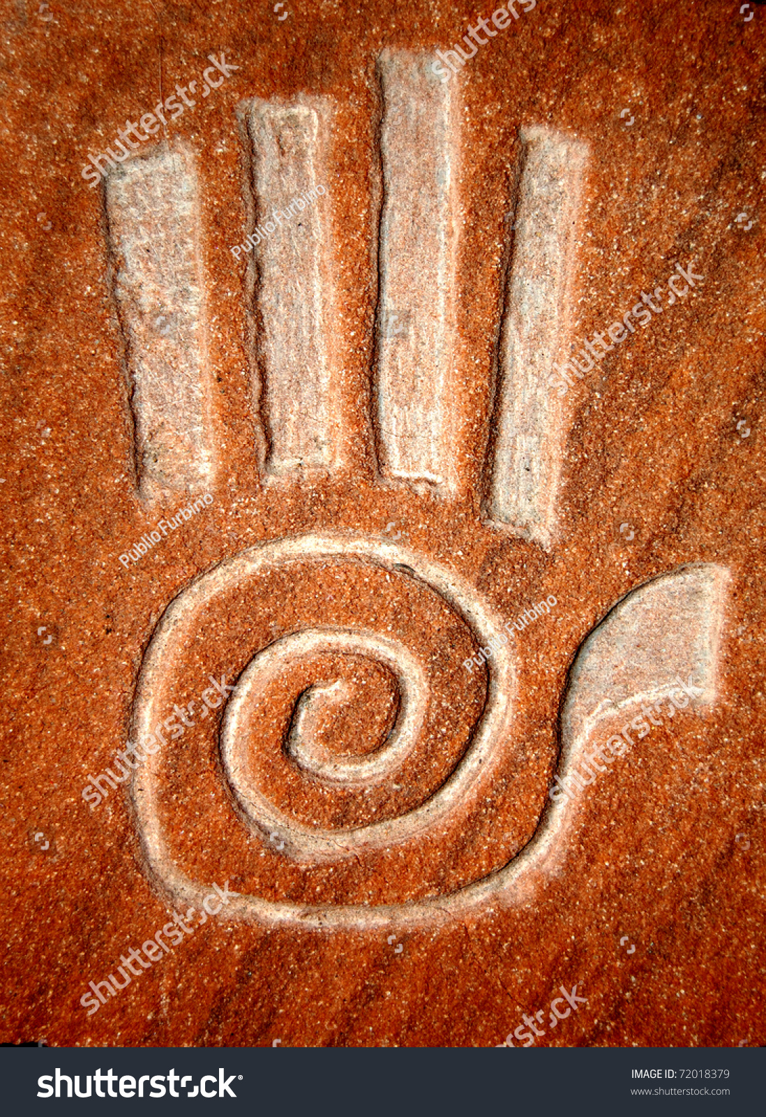 Healing hand carving stock photo 72018379 shutterstock healing hand carving buycottarizona Image collections