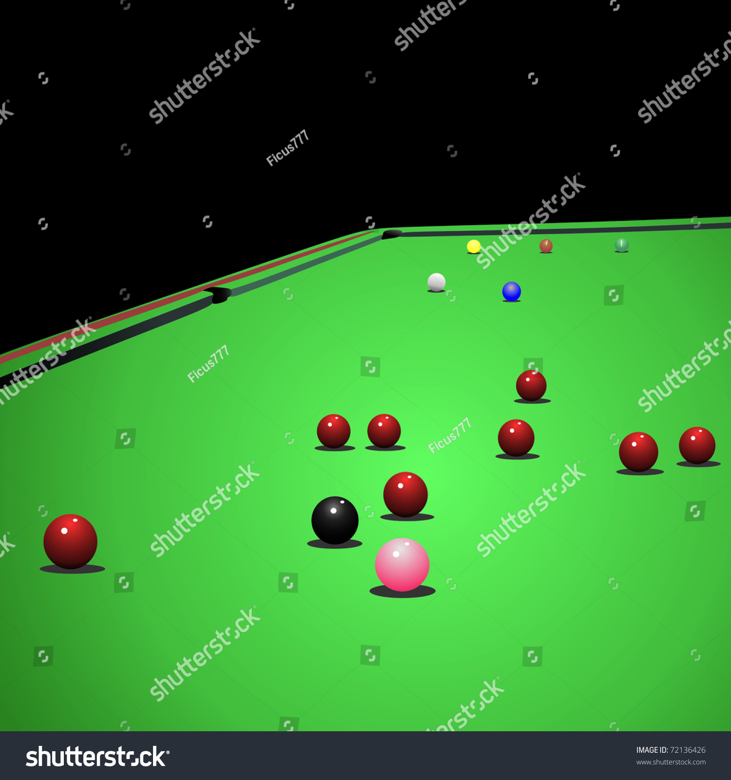 second snooker antique nerja size centre table full household