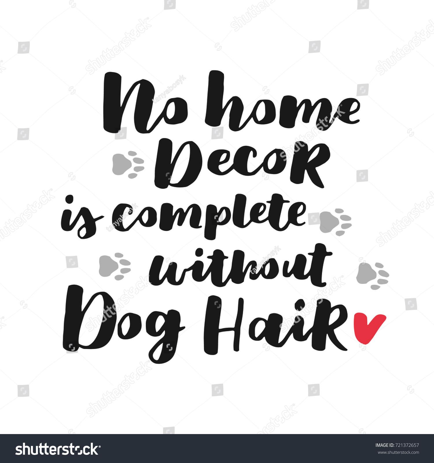 Adoption Quotes Dog Adoption Hand Written Lettering Brush Stock Vector 721372657