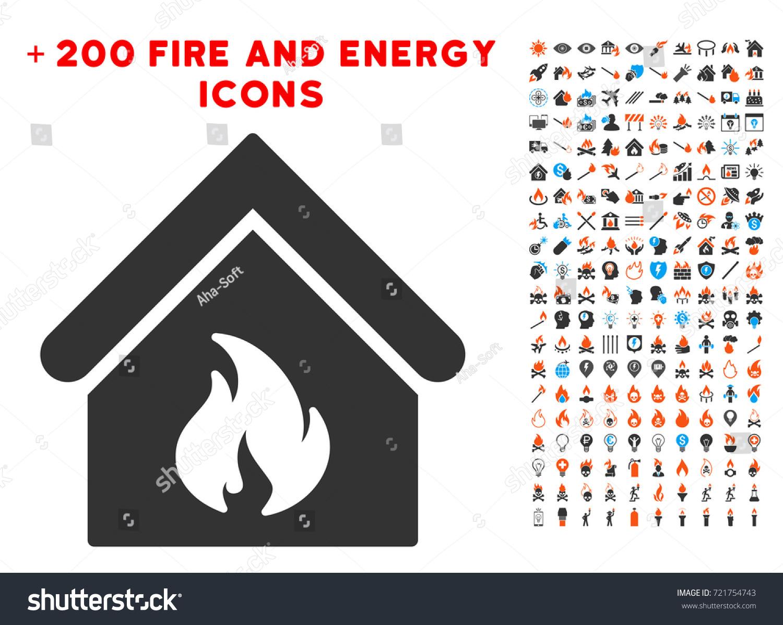 to build a fire symbols
