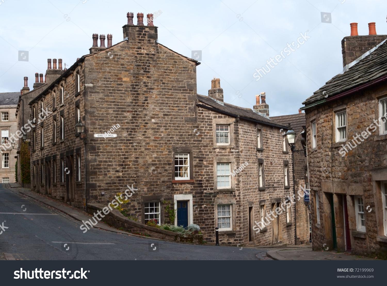 Old Houses In Lancaste...
