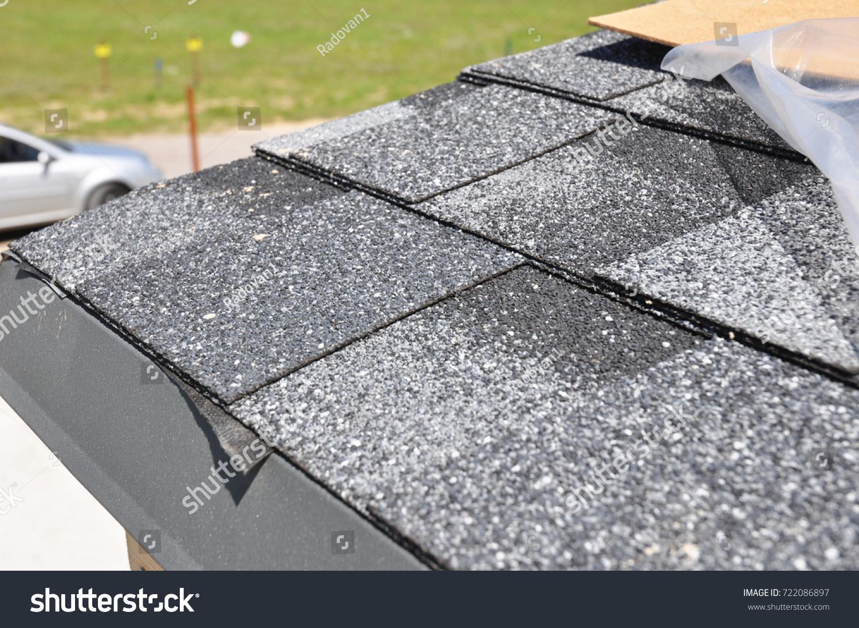 Asphalt Shingles Roof Installation. Install Asphalt Roofing Shingles. Roof  Shingles   Roofing Construction,