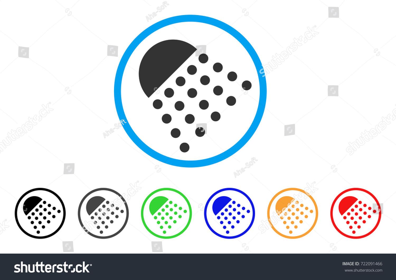 Spray tool rounded icon style flat stock vector 722091466 spray tool rounded icon style is a flat spray tool grey symbol inside light blue biocorpaavc