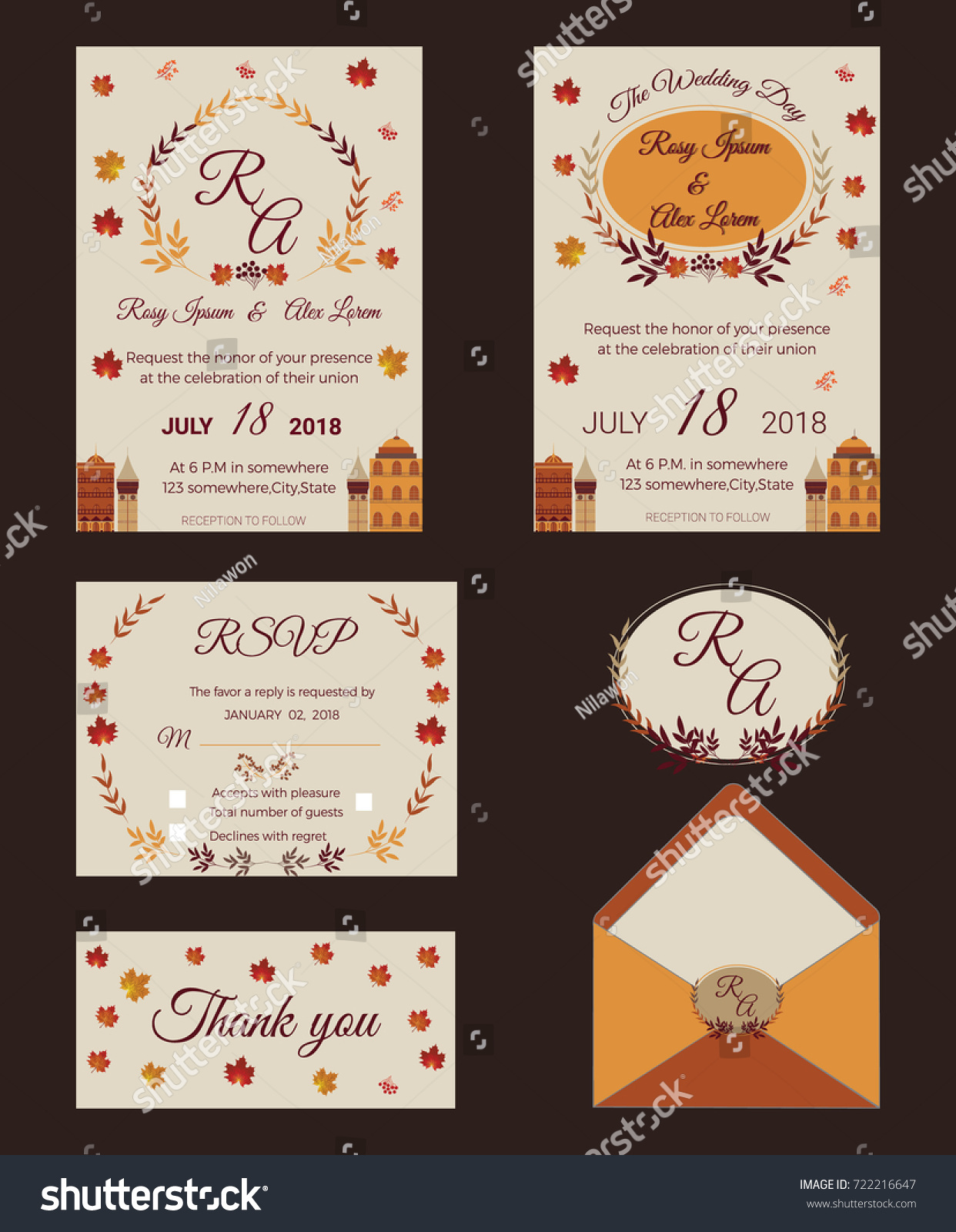 Wedding invitations rexcraft catalog home design ideas wedding invitations rexcraft catalog wedding invitation save date rsvp card stock vector wedding invitation save the monicamarmolfo Image collections