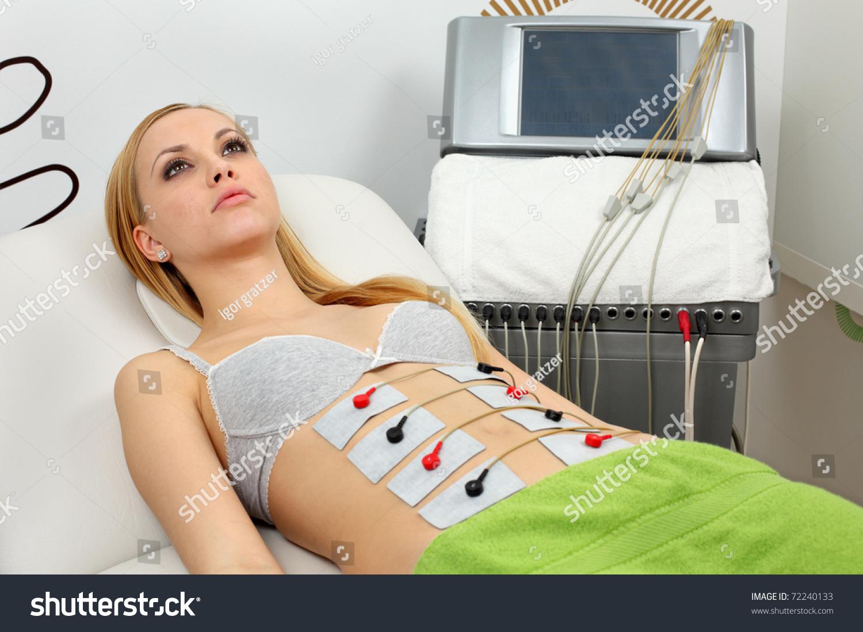 Erotic electric stimulation