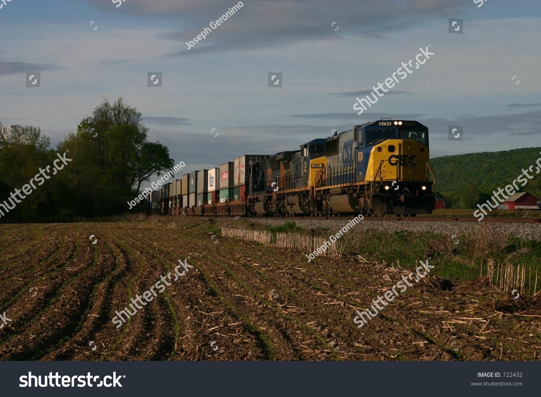 photograph csx train2650 by - photo #33