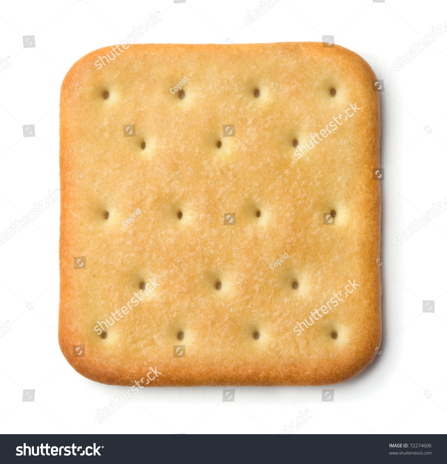 Hefe freie Soda Cracker Saltine