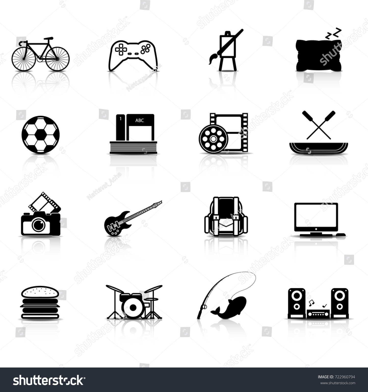Hobby Clip Art, PNG, 800x800px, Hobby, Black, Black And White, Brand,  Communication Download Free