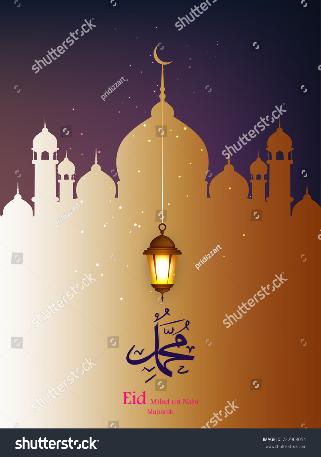 Eid Milad Un Nabi Design Vector Illustration Ez Canvas