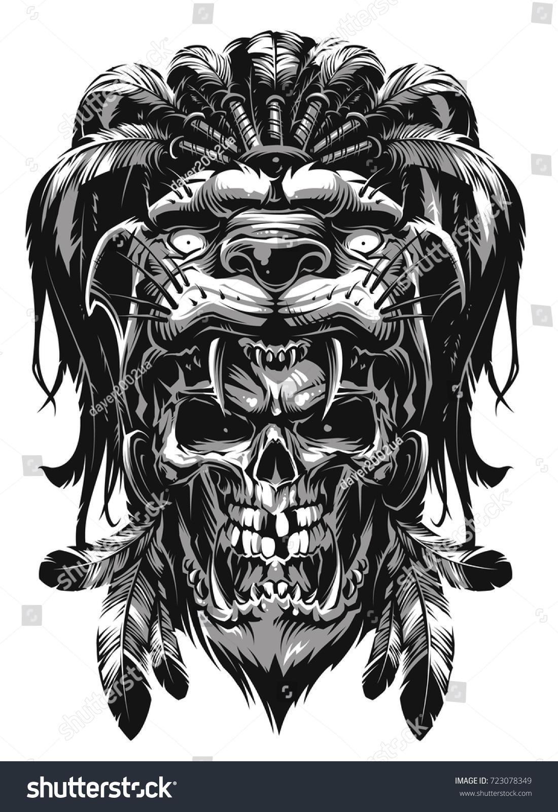 Guerrero Jaguar Tattoo 3514 Usbdata