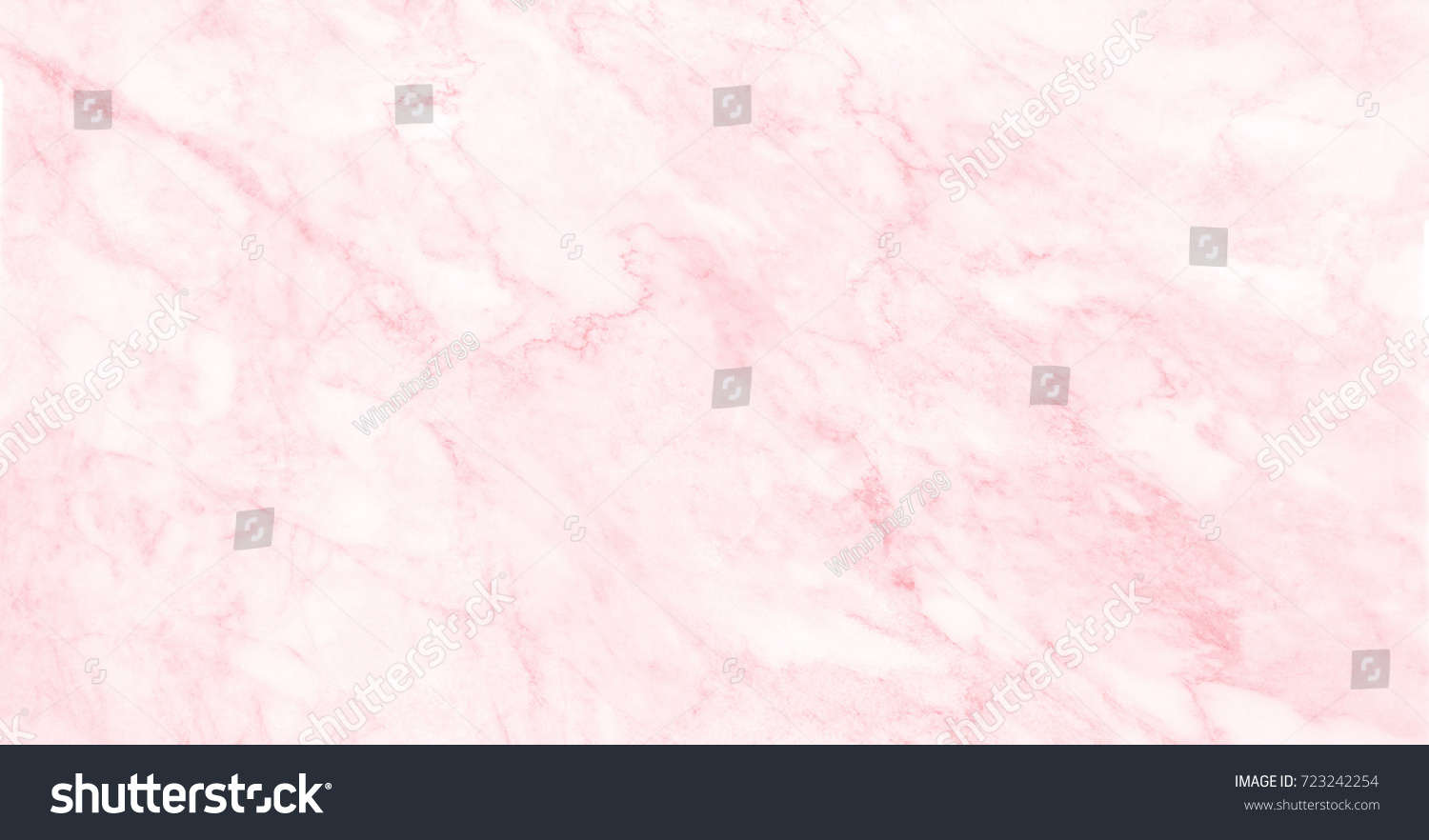 Pink marble texture background, abstract marble texture (natural patterns) for design. #723242254