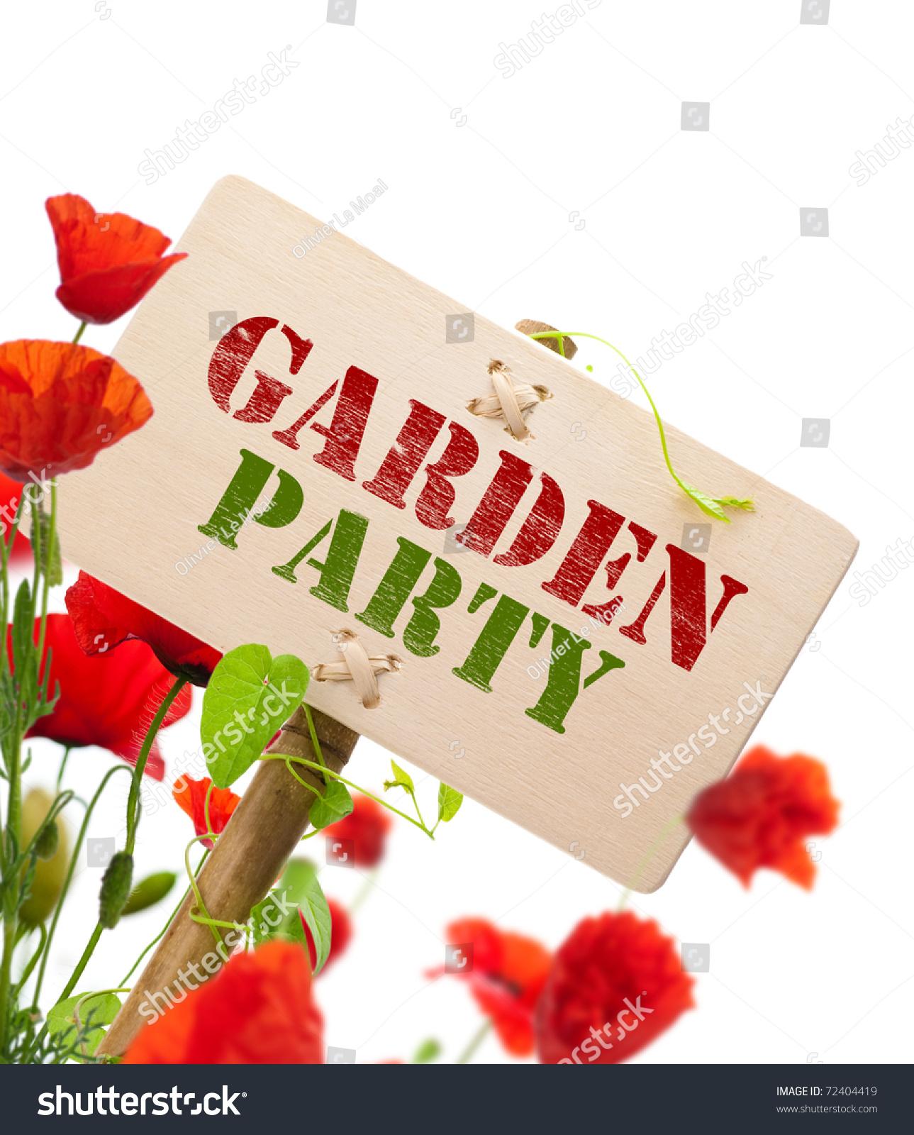 the garden celebration symbols