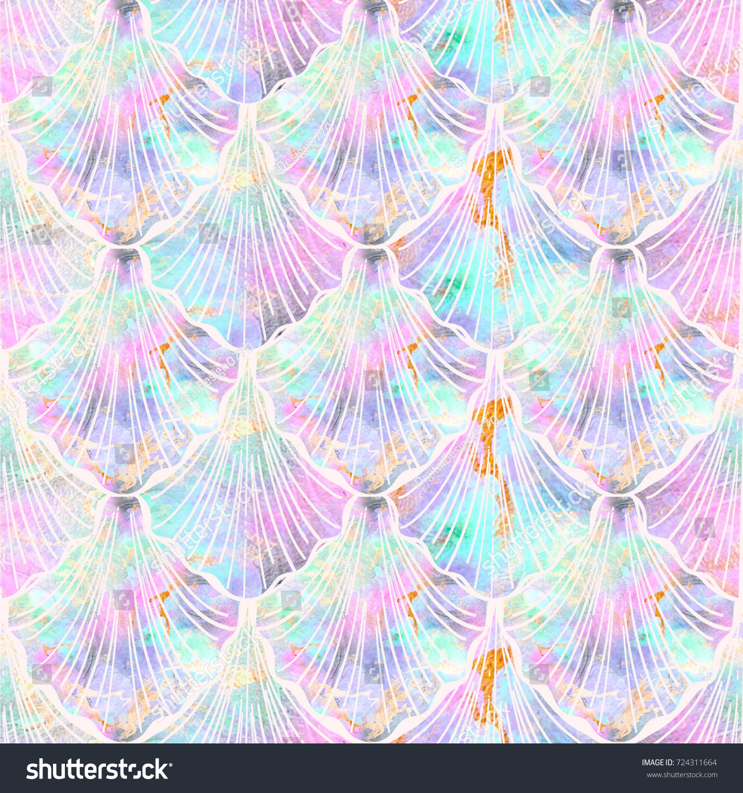Popular Wallpaper Marble Unicorn - stock-photo-pastel-marble-unicorn-print-with-mermaid-scales-overlay-seamless-pattern-in-repeat-724311664  Gallery_784129.jpg