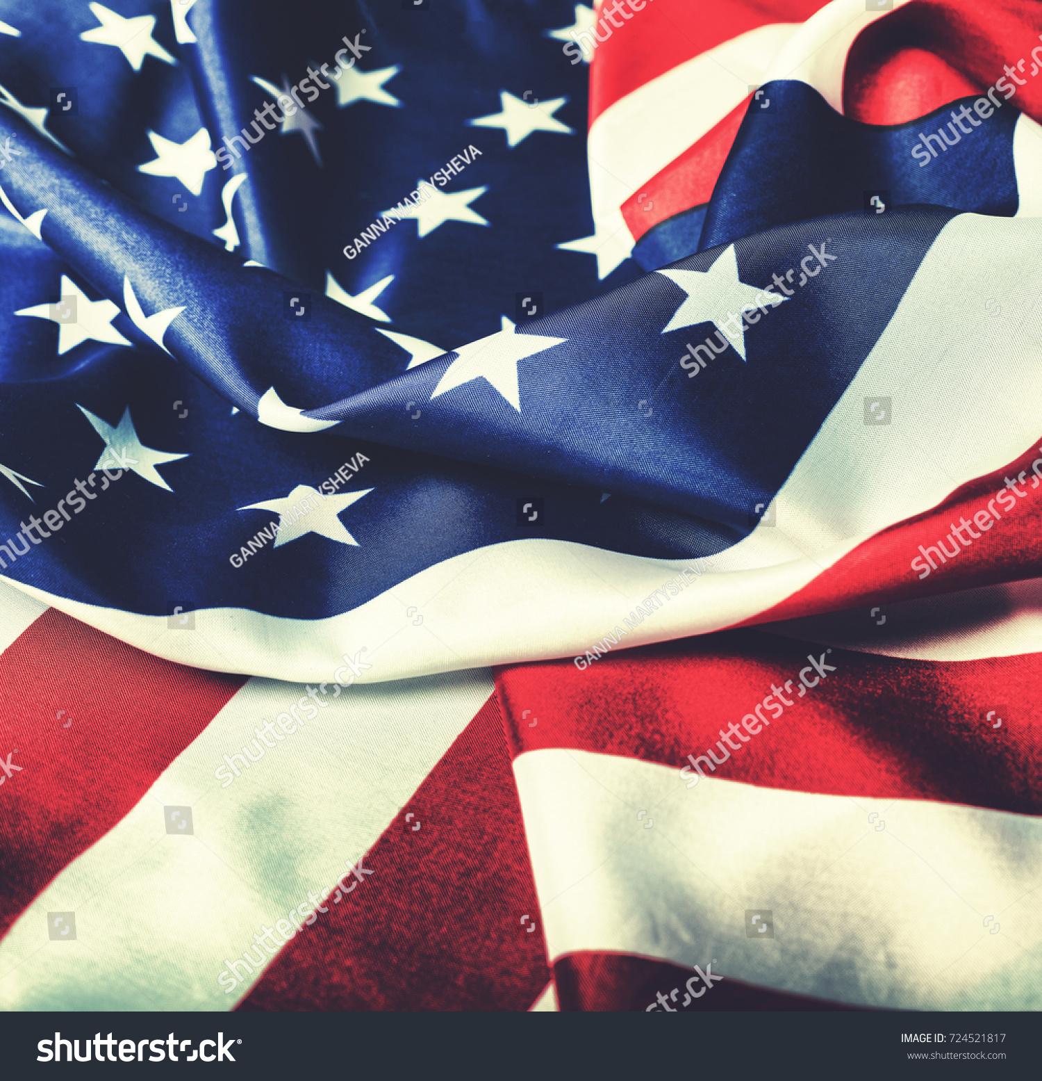 American Flag Ez Canvas