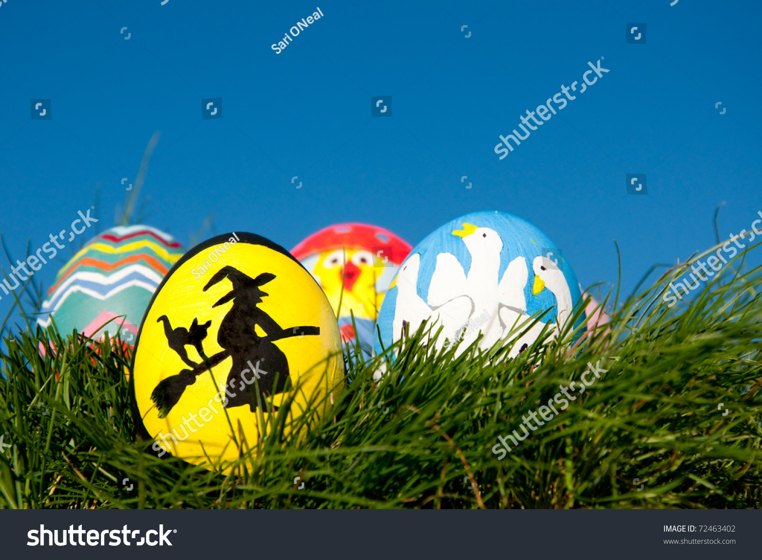 stock-photo-easter-witch-hand-painted-on
