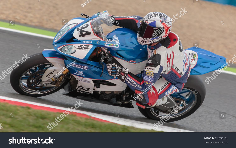 94 Matthieu Lussiana Team Aspi Fra Stock Photo (Edit Now
