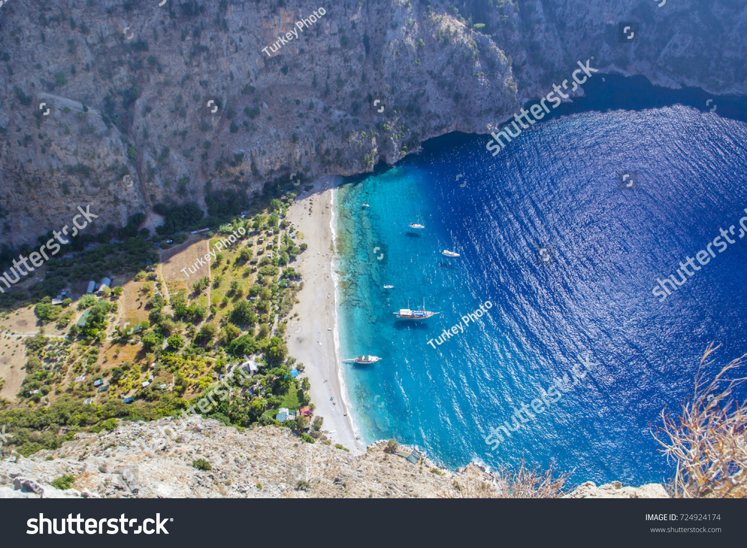 stock-photo-the-butterfly-valley-kelebek