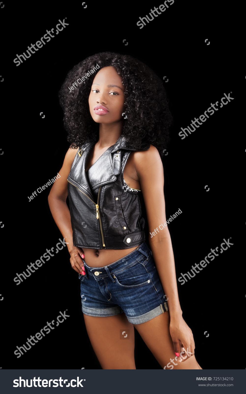 African american teen models interesting