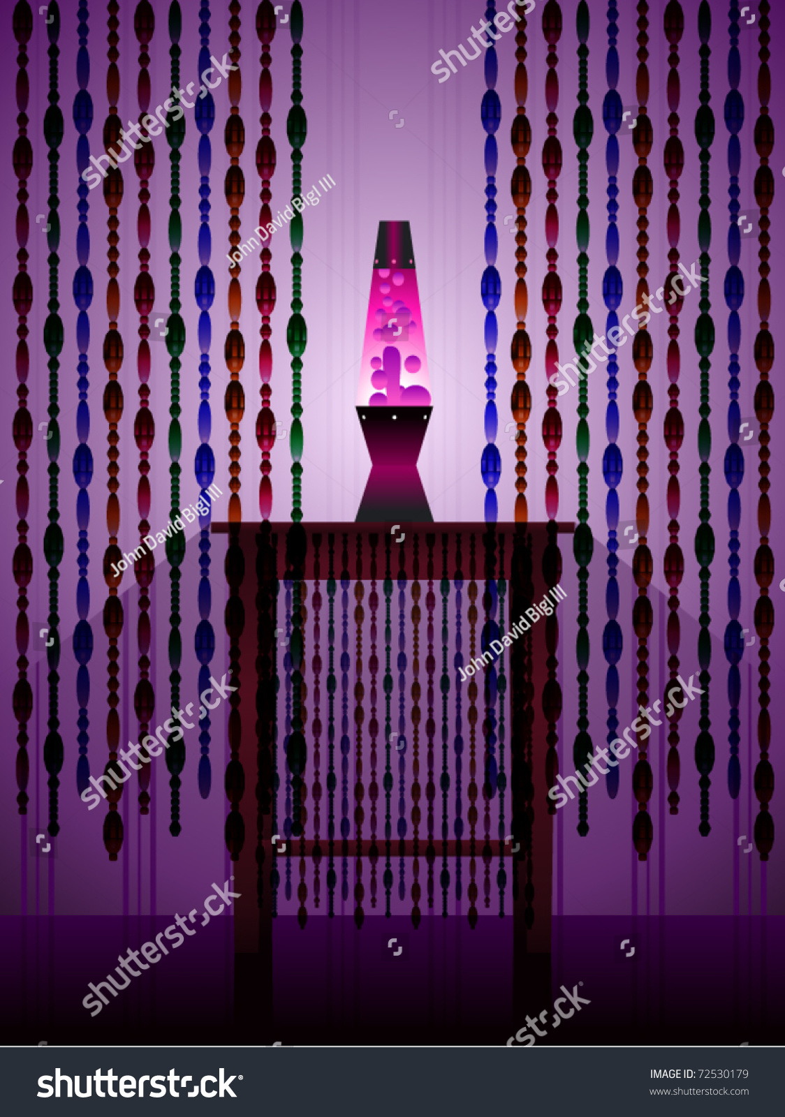 Lava lamp vector - A Retro Scene With Lava Lamp And Beaded Curtains Stock Vector Illustration 72530179 Shutterstock