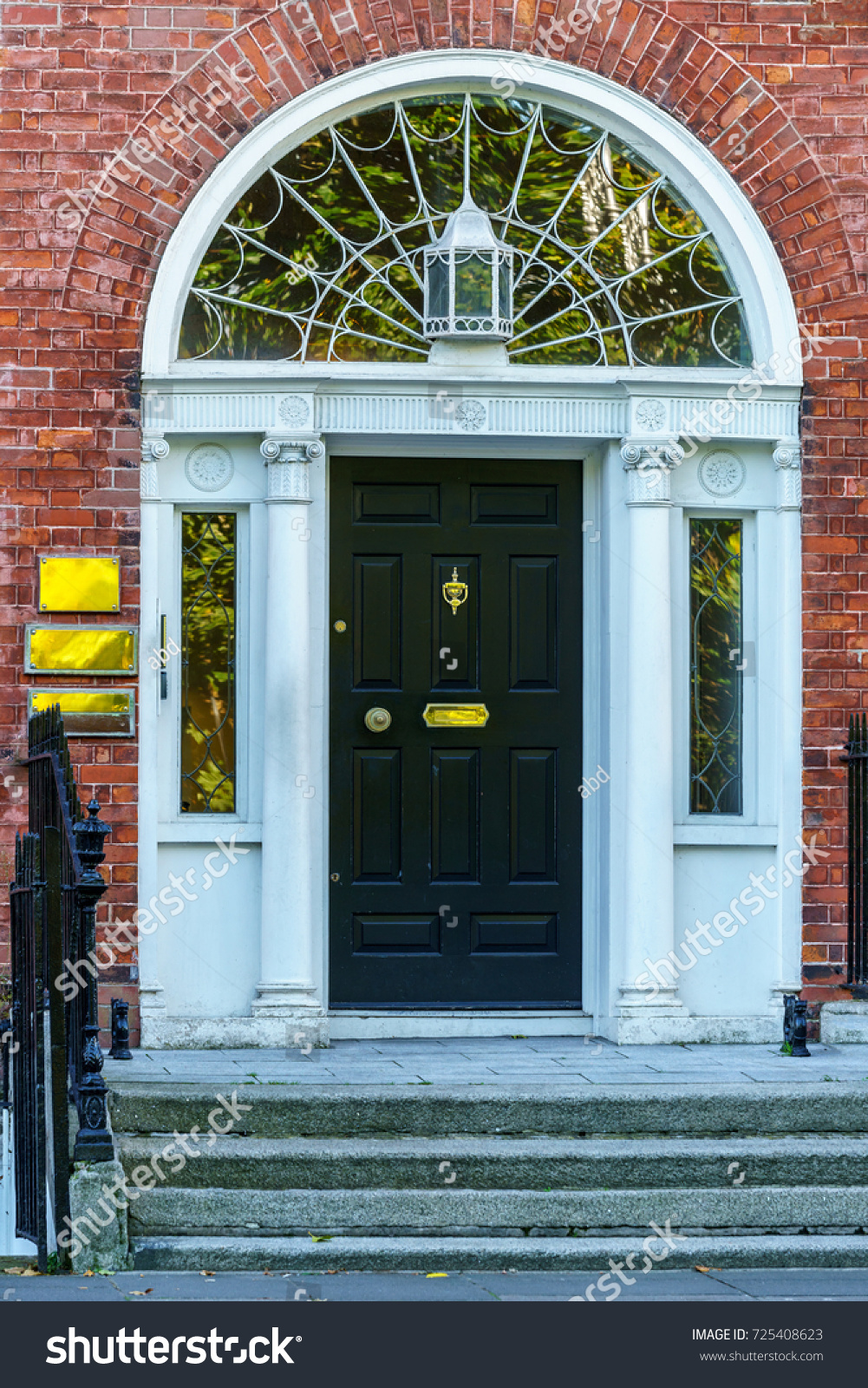 Georgian doors in Dublin & Georgian Doors Dublin Stock Photo 725408623 - Shutterstock pezcame.com