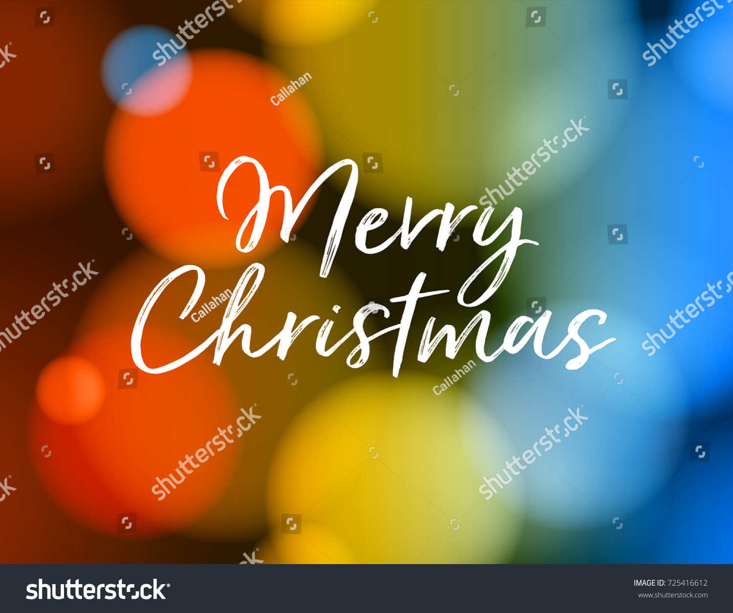 Merry Christmas Greeting Card Vector EPS Stock Vector (Royalty Free ...