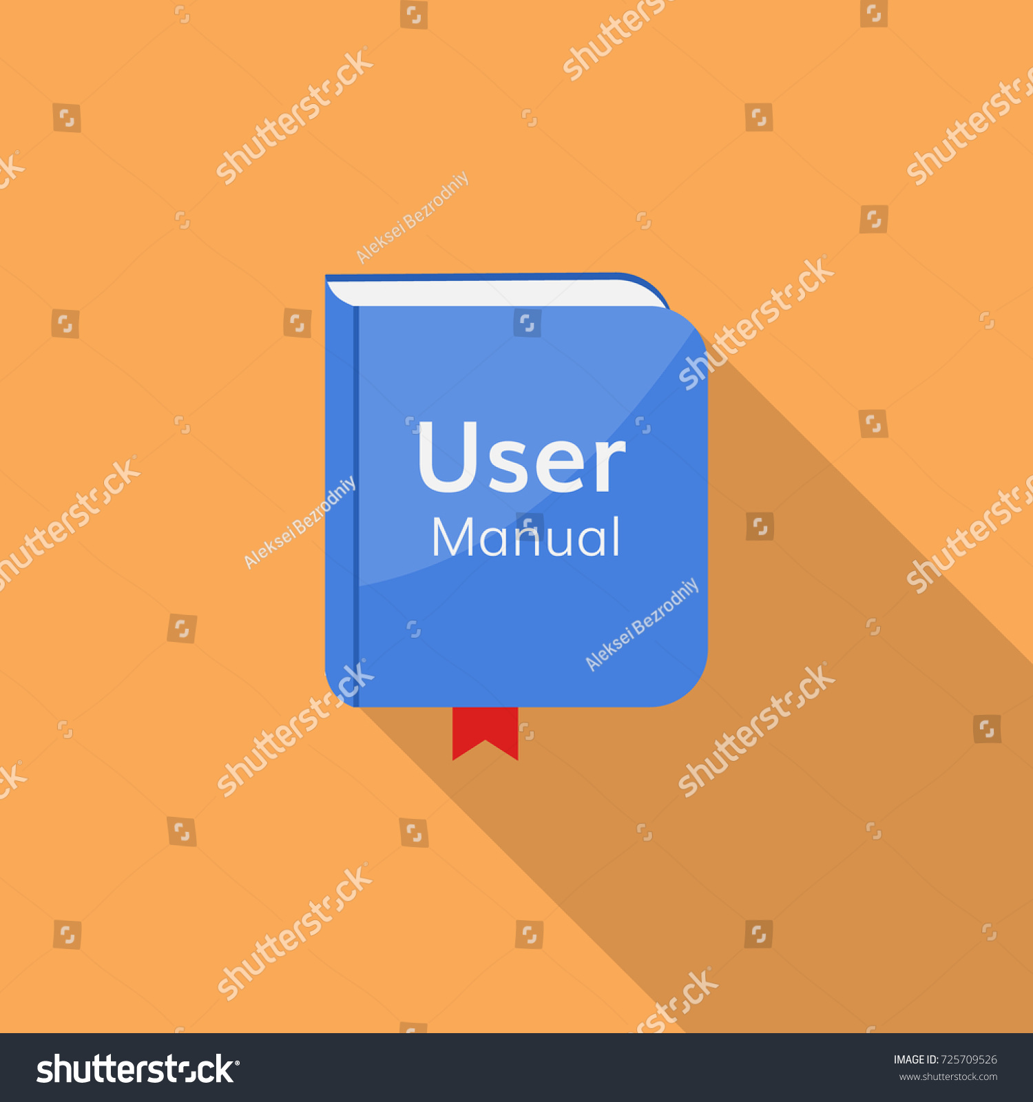 User guide manual vector icon book 725709526 for Vector canape user manual