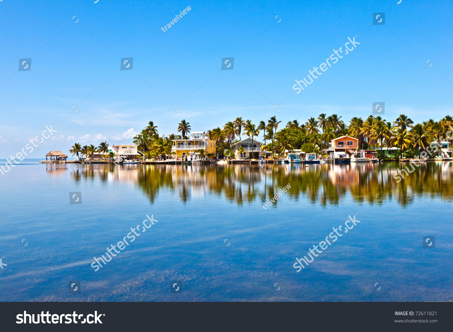 Beautiful living area in the keys stock photo 72611821 for Most beautiful cities in florida
